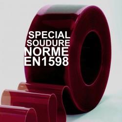 LANIERE PVC SOUPLE SPECIAL SOUDURE EN1598