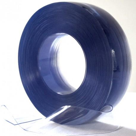 Rouleau de lanière PVC standard transparent